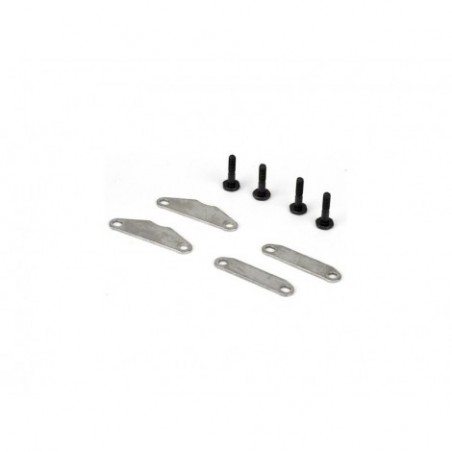 Brake Pads & Screws: 8B/8T