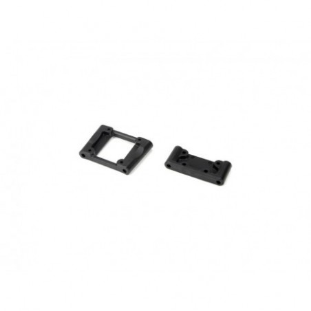 Front and Rear Pivot Block,...