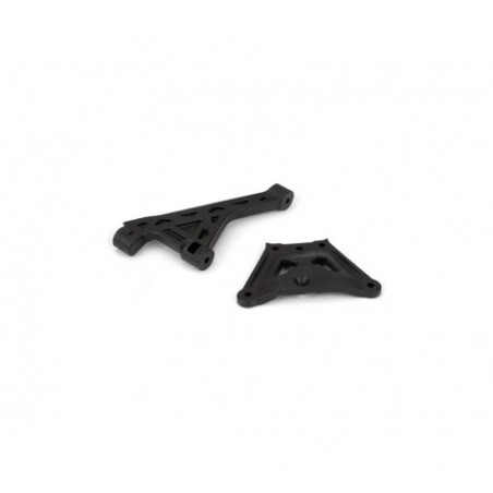 Front Chassis Brace Set: 8B,8T