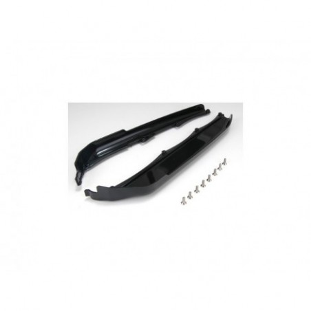 Chassis Guard Set: 8T 2.0