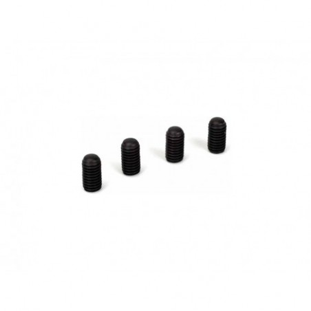 10-32 x 3/8 Oval Point Setscrews