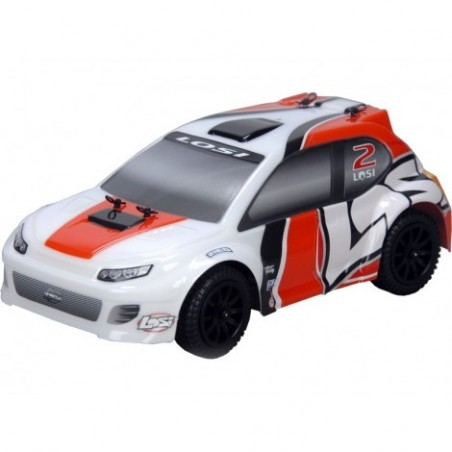 Micro Rally Car 1/24 4WD...