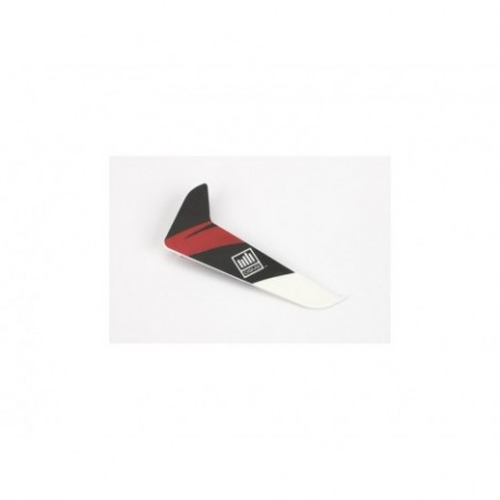 Vertical Fin with Red...