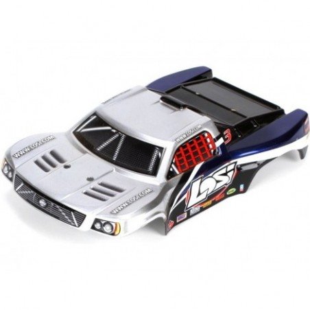 1/24 4WD SCT Painted Body,...