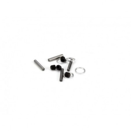 17mm Hex Adapter Hardware:...