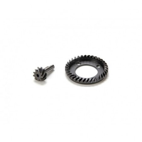 Fr Ring & Pinion Gear Set:...