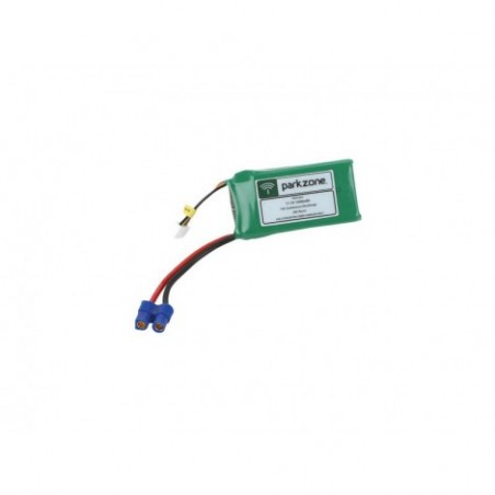 11.1V 1300mAh LiPo Bat with...