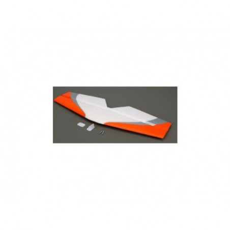 Horizontal tail w/access:...