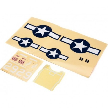 Decal Sheet: F4U-1A