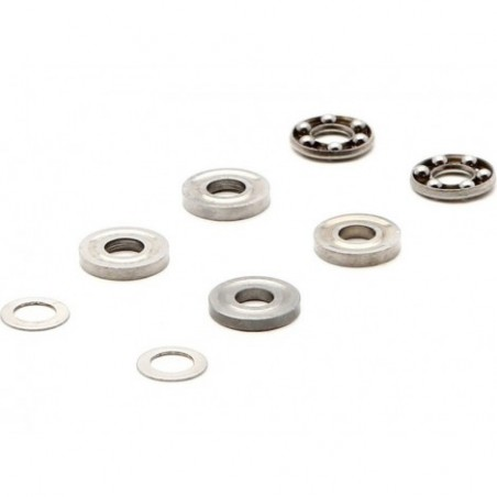 2.5x6x2.8mm Thrust Bearing:...