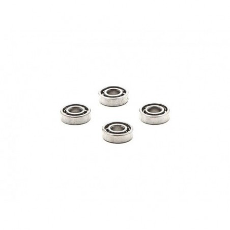 2.5x6x1.8mm Radial Bearing:...