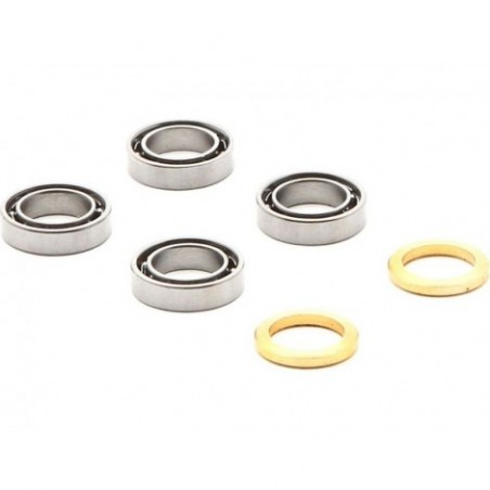 5x8x2mm Radial Bearing: 180...