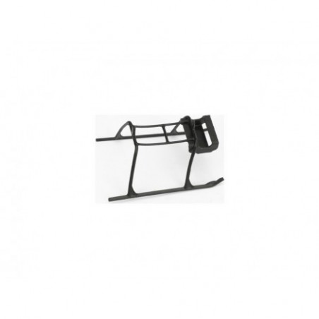 Landing Skid and Battery...