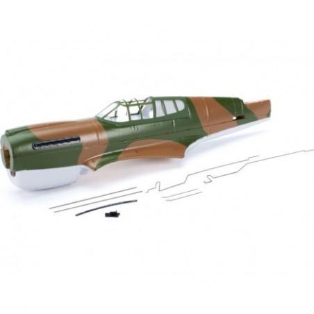 Fuselage w/Canopy:...