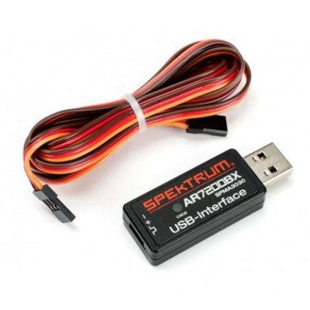 USB-Interface: AR7200BX