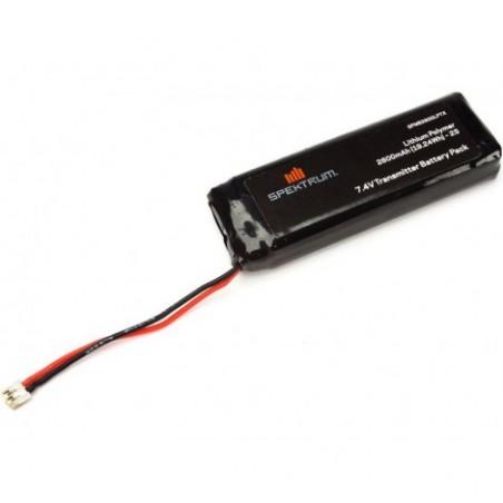 2600 mAh LiPo Transmitter...