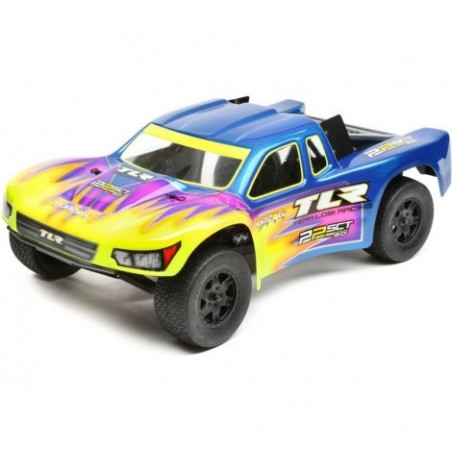 22SCT 3.0 Race Kit: 1/10 2WD Short Course Truck