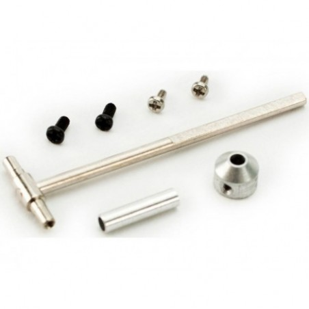 Tail Shaft w/Hub,Collar: 130 X