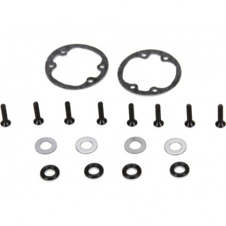 Seal Set, Gear Diff (2):...