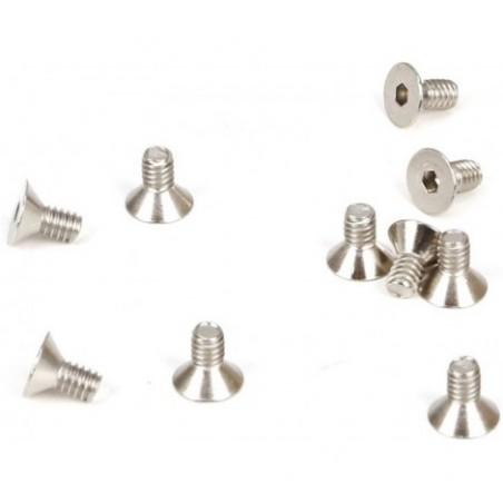 5-40 x 1/4' FH Screws (10)