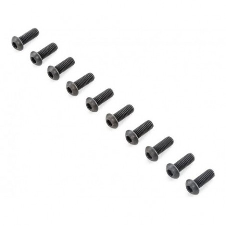 Button Head Screws, M6x16mm...