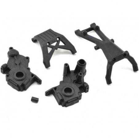 Gearbox/Brace Set, 3-gear...