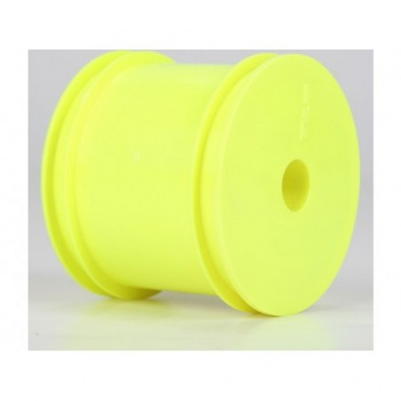 Front/Rear Wheel, Yellow: 22T