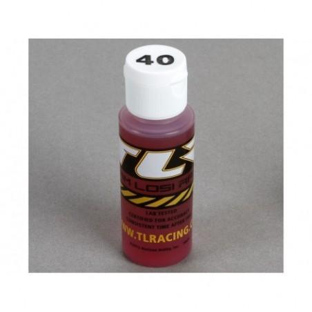 Silicone Shock Oil, 40wt, 2oz
