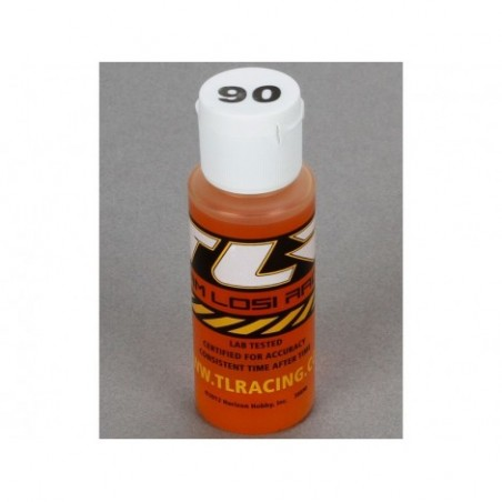 Silicone Shock Oil, 90wt, 2oz