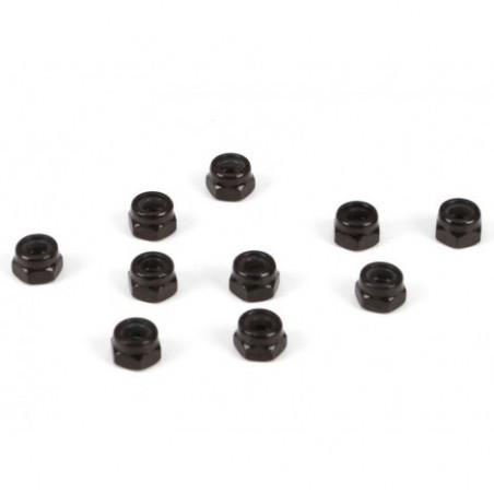 M4 Nylock Nut (10)