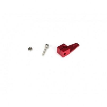 Rudder Control Arm (Red): BJ55