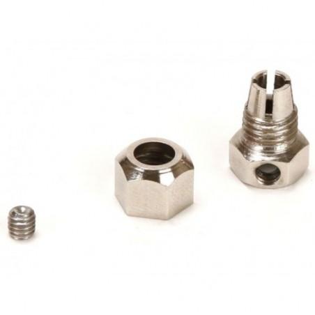 Motor Coupler: 5mm Motor Shaft
