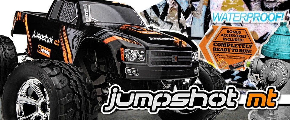 HPI Jumpshot MT RTR