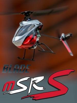Blade mSR S RTF